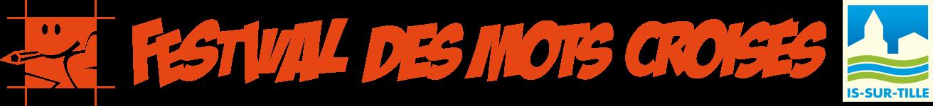 Le Festival des mots croisés à Is-sur-Tille Logo